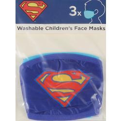 Boys 3-pk. Washable Face Masks