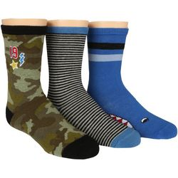 Boys 3-pk. Preston Socks