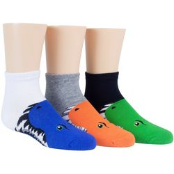 Boys 3-pk. Billy Bite Socks