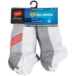Hanes Boys 10-pk. Cool Comfort No Show Socks