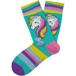 Two Left Feet Girls Love Is Magic Socks