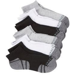 Skechers Boys 6-Pk. Colorblock Crew Socks