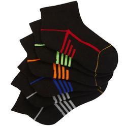 Boys 6-pk. Sports Quarter Socks