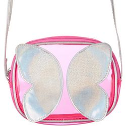 Stella & Max Girls Butterfly Crossbody Handbag