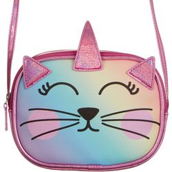 Stella & Max Girls Kitticorn Crossbody Handbag