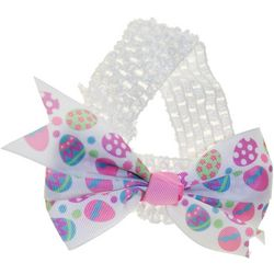 Riviera Girls Easter Egg Bow Headband