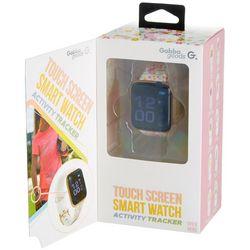 Gabba Goods Touch Screen Activity Tracker Smartwatch