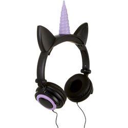 Gabba Goods Kids LED Unicorn 3-D Headphones