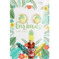Girls Pineapple Earbuds