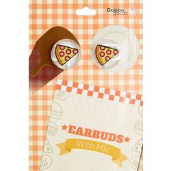 Girls Pizza Earbuds