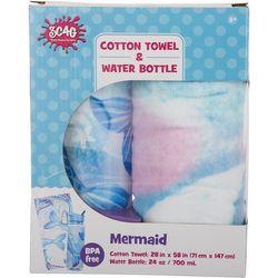 Make It Real 2-pc. Mermaid Towel & Water