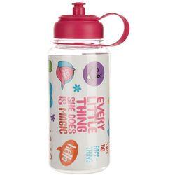 Make It Real! Sticker Water Bottle