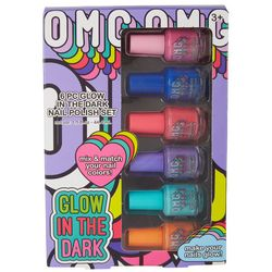 Girls Glow In The Dark Nail Polish Set