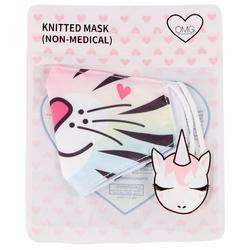 OMG Girls Tiger Face Mask