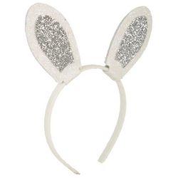 On The Verge Girls Glitter Bunny Ears Headband