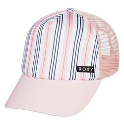 Roxy Girls Vertical Stripe Trucker Hat