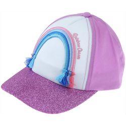 Capelli Girls Rainbow Canvas Hat