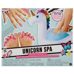 Fashion Angels Girls Unicorn Spa Set