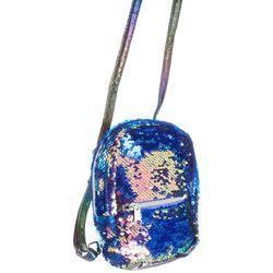 Fashion Angels Girls Sequin Velvet Micro Mini Backpack