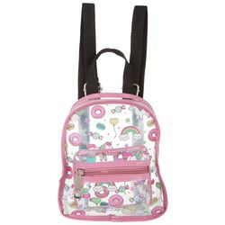 Girls Unicorn Mini Backpack