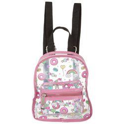 Yoki Girls Unicorn Mini Backpack