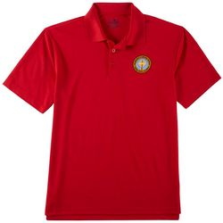 School Colors Adult St. Martha Uniform Polo Shirt