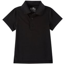 Youth Solid Polo Shirt