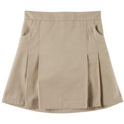 School Colors Womens St. Mary Twill Uniform Skort