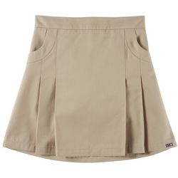 School Colors Little Girls St. Mary Uniform Twill Skort