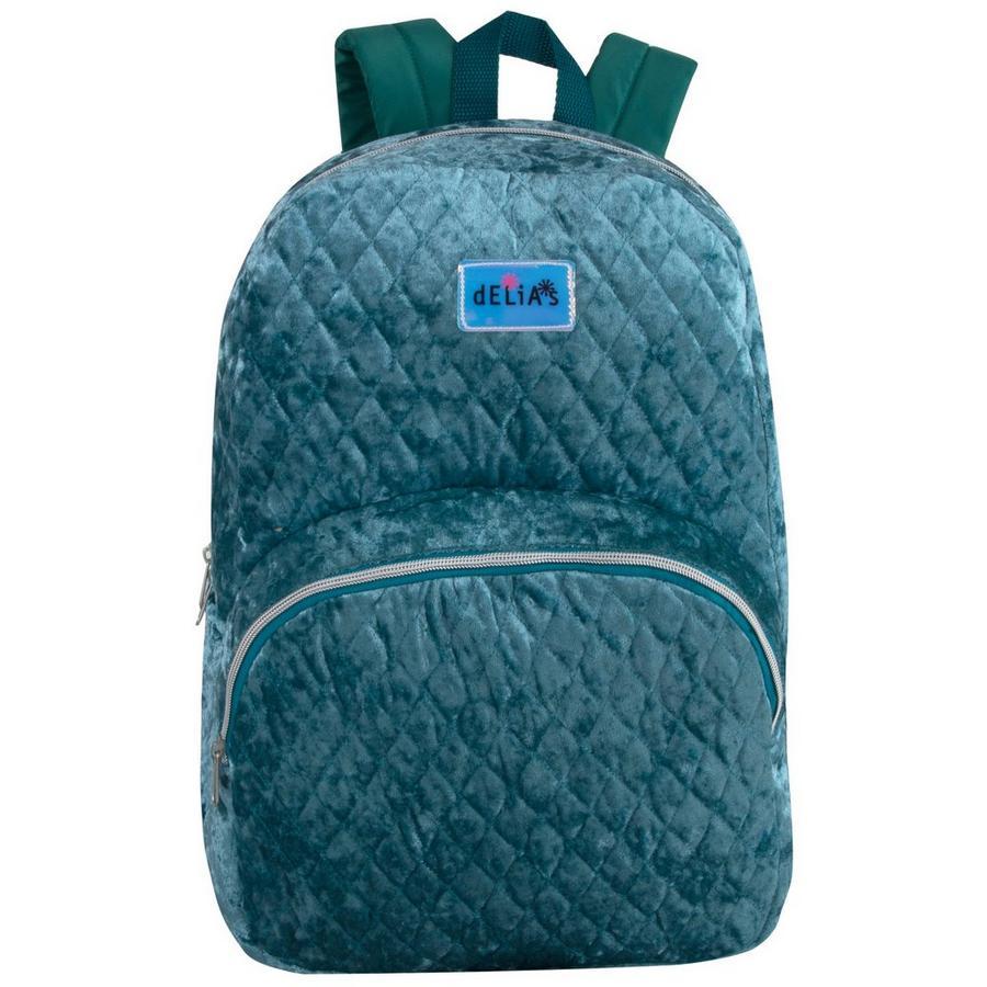 Crushed Velvet Backpack | Bealls