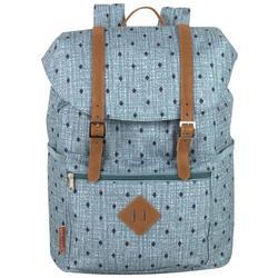 Diamond Print Backpack