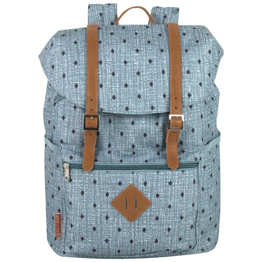 Diamond Print Backpack | Bealls