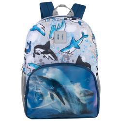 Shark Backpack Set