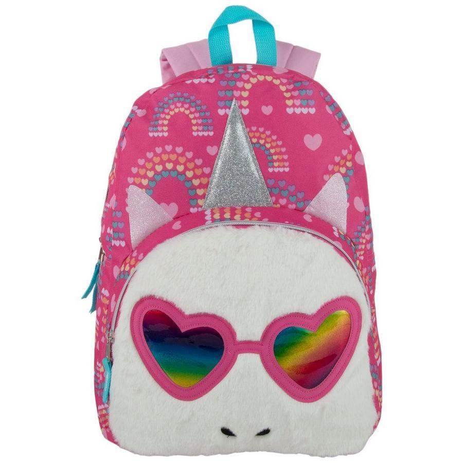 Fuzzy Unicorn Backpack | Bealls