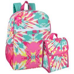 Tie Dye Backpack Set