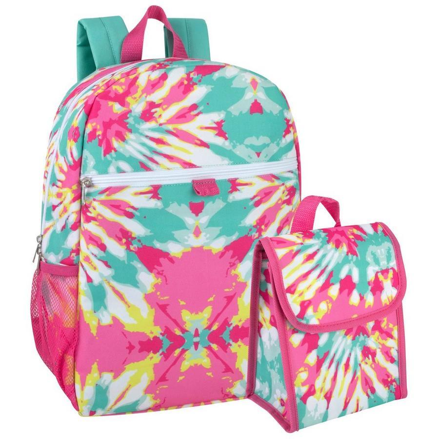 Tie Dye Backpack Set   Bealls