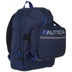 Kids Racer Backpack With Lunch Bag
