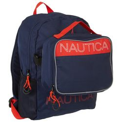 Nautica Kids Brights Backpack With Lunch Bag