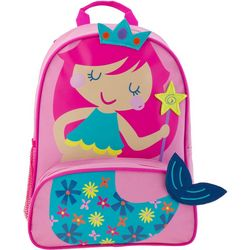 Girls Sidekick Mermaid Backpack
