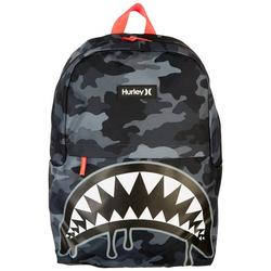 Shark Camo Backpack
