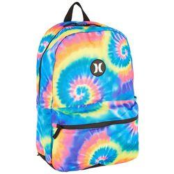 Hurley Tie Dye Swirl Backpack