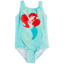 LITTLE MERMAID Toddler Girls Ariel Swimsuit