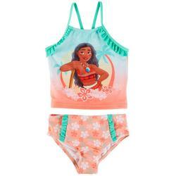 Toddler Girls 2-pc. Moana Swimsuit Set