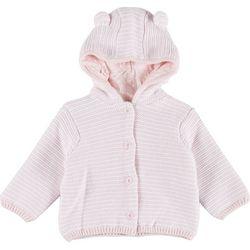 Little Me Baby Girls Striped Sweater