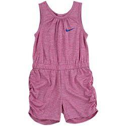 Nike Toddler Girls Sleeveless Heather Romper
