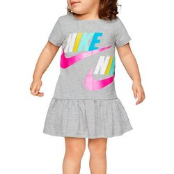 Nike Baby Girls Peplum Dress