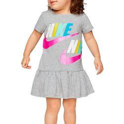 Baby Girls Peplum Dress