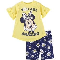 Toddler Girls 2-pc. You Are Amazing Short Set