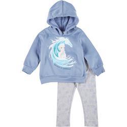 Toddler Girls 2-pc. Believe In Yourself Hoodie Set