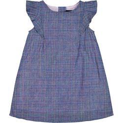 Toddler Girls Pane Dress